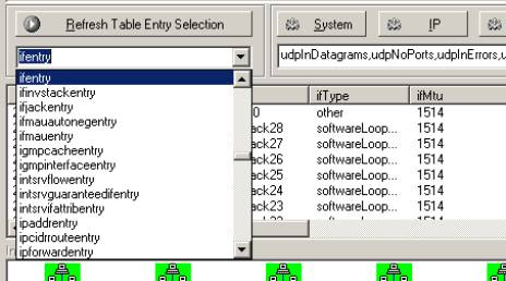 Common snmp query tool