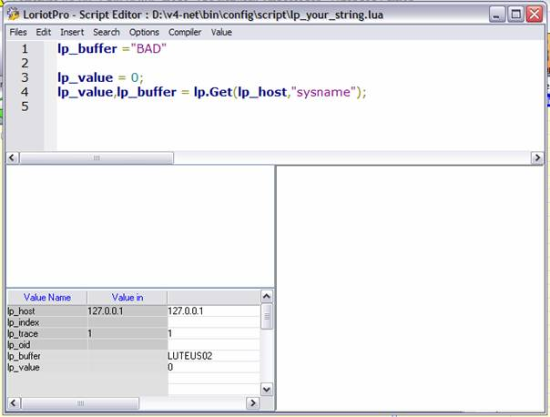 Defining a virtual snmp object definition in a MIB file with